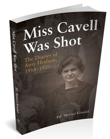 Miss Cavell Was Shot